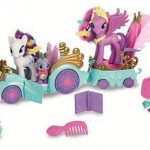 Hasbro My Little Pony – Princess celebration Cars- A3993