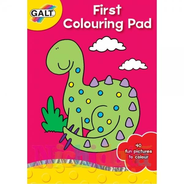 GALT Prima carte de colorat First Colouring P
