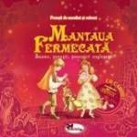Aramis Mantaua fermecata basme povesti povestiri englezesti (carte de povesti+carte de colorat+ CD cadou)