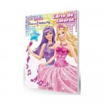 Egmont Carte de Colorat Barbie Printesa si Vedeta Pop