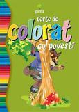 Gama Carte de colorat cu povesti