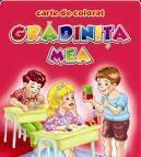 Eurobookids Gradinita mea – carte de colorat (format B5)