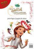 Egmont Pachet: TinkerBell (carte de povesti+carte de colorat)