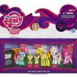 Hasbro My Little Pony Deluxe Miniature Collection – A4685