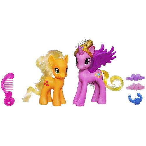 Hasbro My Little Pony – Cadance si Applejack