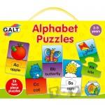 Galt Set 26 de puzzle-uri Alphabet (2 piese)