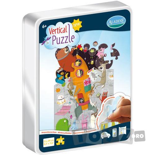 Aladine Puzzle vertical: Racheta (48 piese)