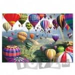 Educa Puzzle Baloane cu Aer Cald 1000 Piese
