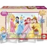Educa Puzzle Printesele Disney 100 piese