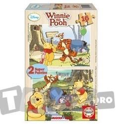 Educa Puzzle Winnie the Pooh 2 x 16