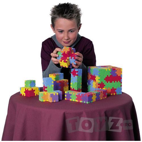 HappyCube Puzzle – Happy Cube – set 6 bucati