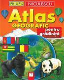 Niculescu Atlas geografic pentru gradinita