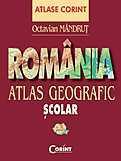 Corint Romania. Atlas geografic scolar
