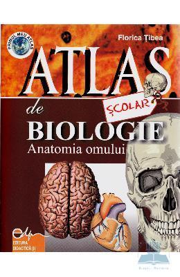 Florica Tibea Atlas de biologie scolar – Anatomia Omului – Florica Tibea