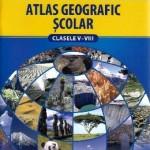 Atlas geografic scolar cls V-VIII necartonat