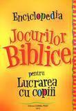 Bebedream Enciclopedia Jocurilor Biblice pentru lucrarea cu copiii