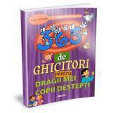 Rovimed Publishers 365 de ghicitori pentru dragii mei copii destepti