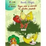 Pagini Dulci Si Aromate Cu Ghicitori Presarate 3-7 Ani – Puzzle Ghicitori De Colorat