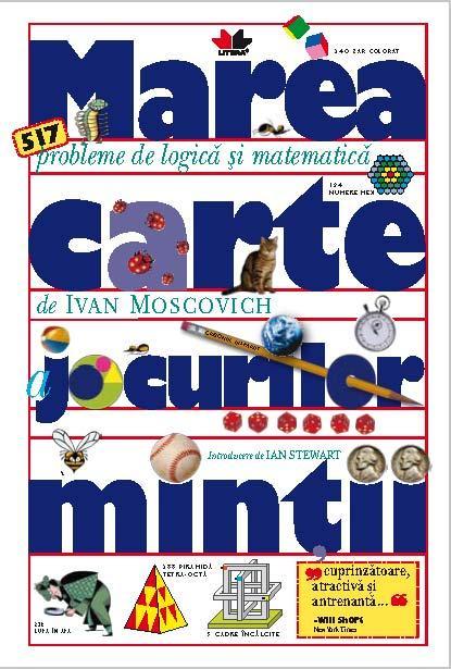 Litera Marea carte a jocurilor minții (ediție de buzunar)