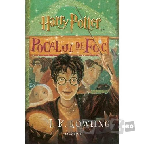 Egmont Carte Harry Potter – Pocalul de Foc