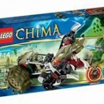 Lego Spintecatorul Cu Gheara Al Lui Crawley Din Seria Lego Legends Of Chima
