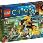 Lego Turneul Suprem Speedor Din Seria Lego Legends Of Chima