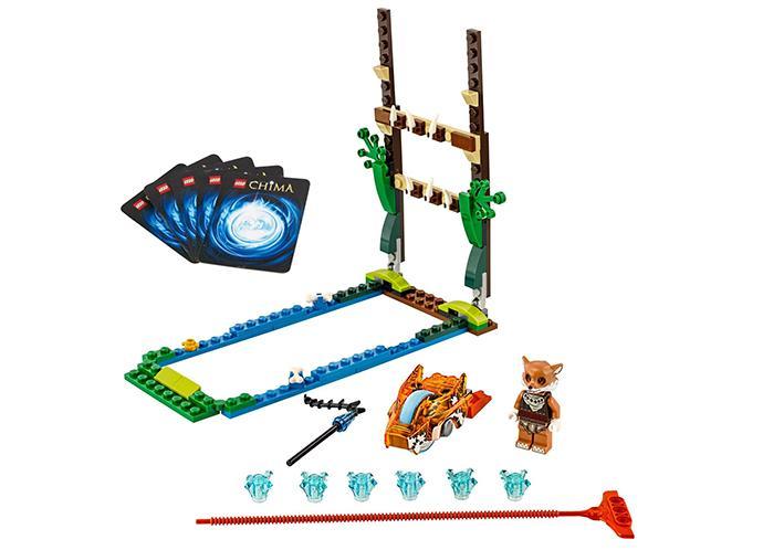 LEGO Saltul peste mlastina (70111)
