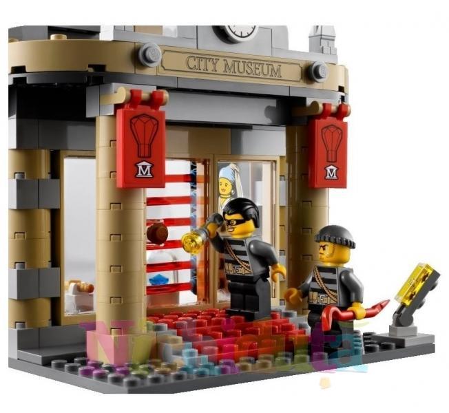 LEGO Asaltul muzeului din seria LEGO City
