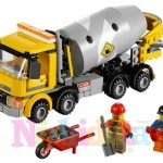 LEGO Autobetoniera LEGO City
