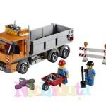 LEGO Basculanta din seria LEGO City