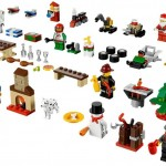 LEGO Calendarul de advent LEGO City 2013