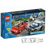LEGO CITY URMARIRE IN MARE VITEZA – 60007