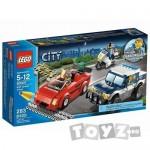LEGO CITY URMARIRE IN MARE VITEZA – 60007