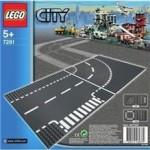 Lego Lego City Sine Curbe – 7281