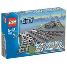 Lego Lego City Macaz De Cale Ferata – 7895