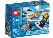 Lego Lego City Salvarea Surferului – 60011