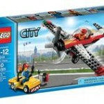 Lego Lego City Avion De Acrobatii – 60019