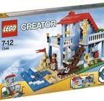 Lego Lego Creator Casa De Pe Litoral – 7346