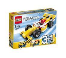 Lego Lego Creator Supermasina De Curse – 31002