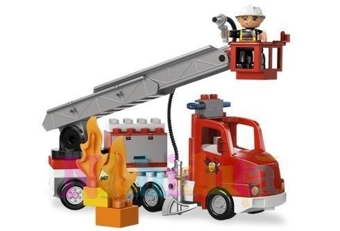 LEGO Camion pompieri din seria LEGO DUPLO