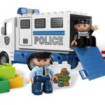 LEGO Camion politie din seria LEGO Duplo