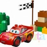 LEGO Fulgerul McQuinn din seria LEGO DUPLO