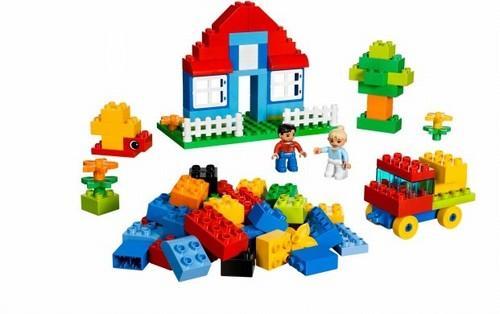 LEGO Duplo cutie delux