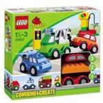 Lego Lego Duplo Ville Masini Creative (10552)
