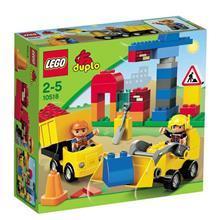 Lego Lego Duplo Ville Primul Meu Santier De Constructii (10518)