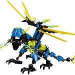 LEGO Trasnetul Dragonului