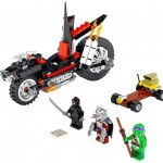 LEGO Motocicleta dragon a lui Shredder