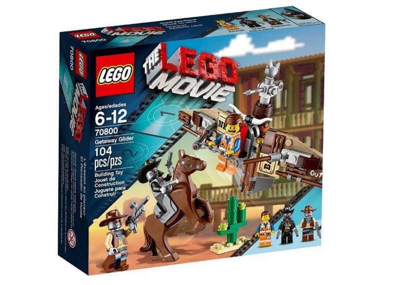 LEGO Planorul de evadare (70800)