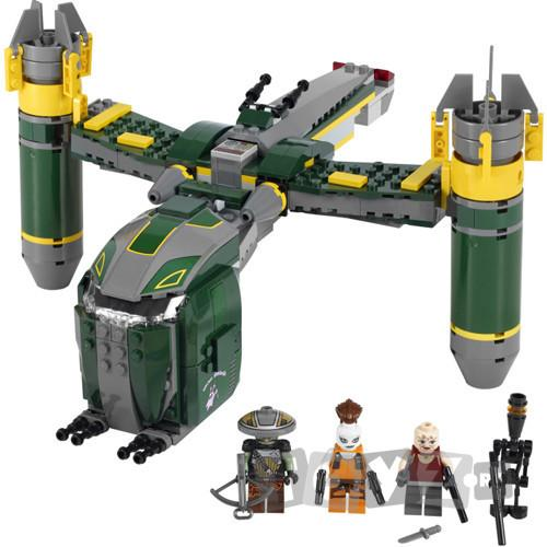 LEGO Bounty Hunter™ Assault Gunship – din seria LEGO STAR WARS