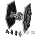 LEGO NAVA TIE FIGHTER din seria STAR WARS